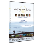 Walking the Camino DVD box